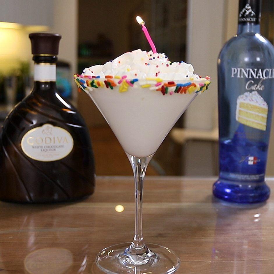 Birthday cake martini 1 tipsy bartender recipe