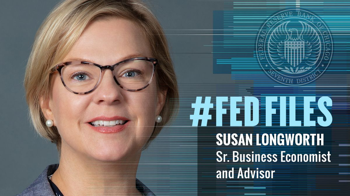 The Fed Files Susan Longworth is a senior business