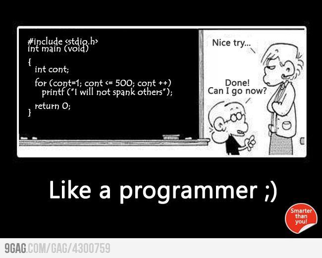 Like A Programmer Programmer Humor Computer Humor Programmer Jokes