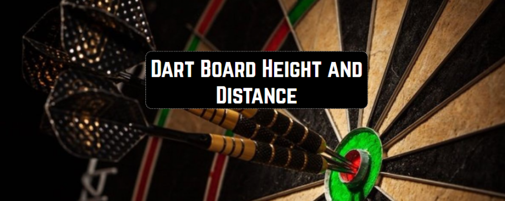 Dart Board Height And Distance Game table zone Dart
