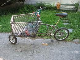 Grocery Cart Bike Cargo Bike Bike Design Bicycle
