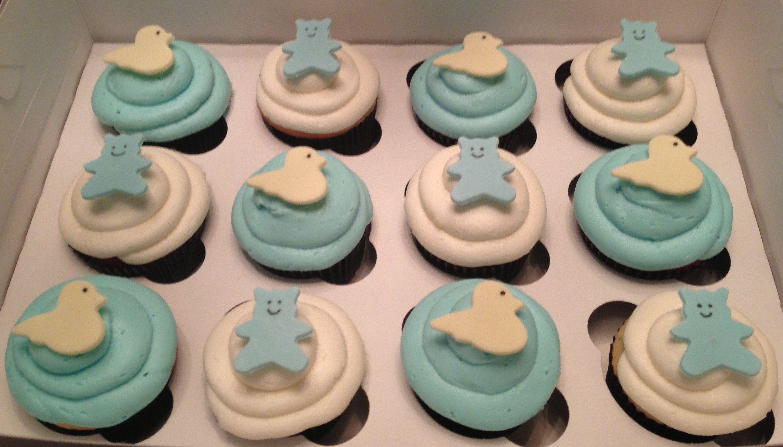 Ducks bears cupcakes bear cupcakes yummy cupcakes