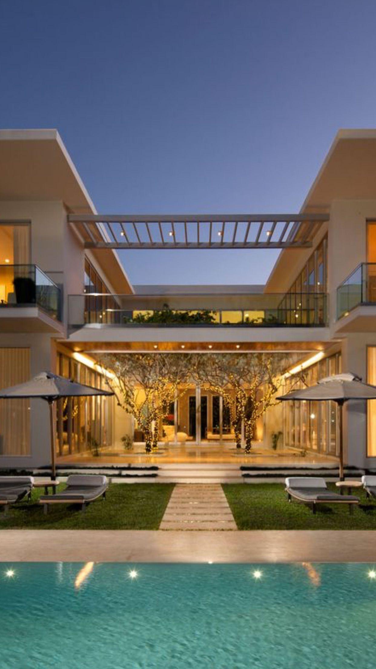 Casa enorme  Ideas de casas hermosas de 2019  Casas