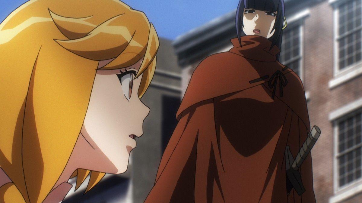 Overlord III Episode 3 Official Anime Screenshot   anime