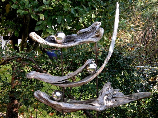 gartendeko - kreatives aus der natur | ideen rund ums haus, Garten Ideen