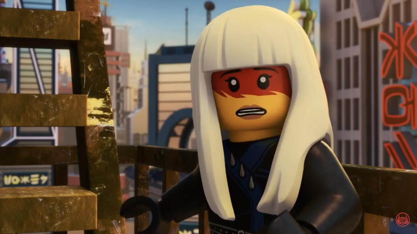 Lego Ninjago Ninjago The Quiet Ones