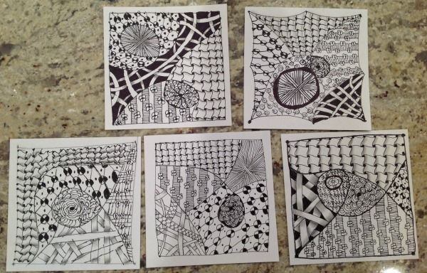 Tangle Class, Girl's Night Out