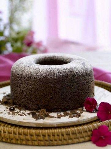 Torta linda de chocolate