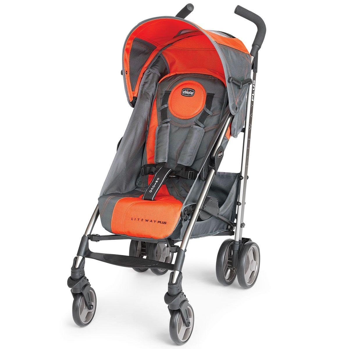 Chicco Liteway Plus Umbrella Stroller & Travel System on