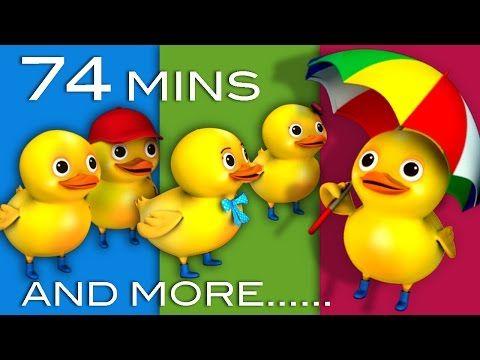 five little ducks mp3 download