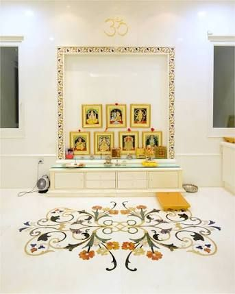Image Result For Simple And Elegant Pooja Room Designs