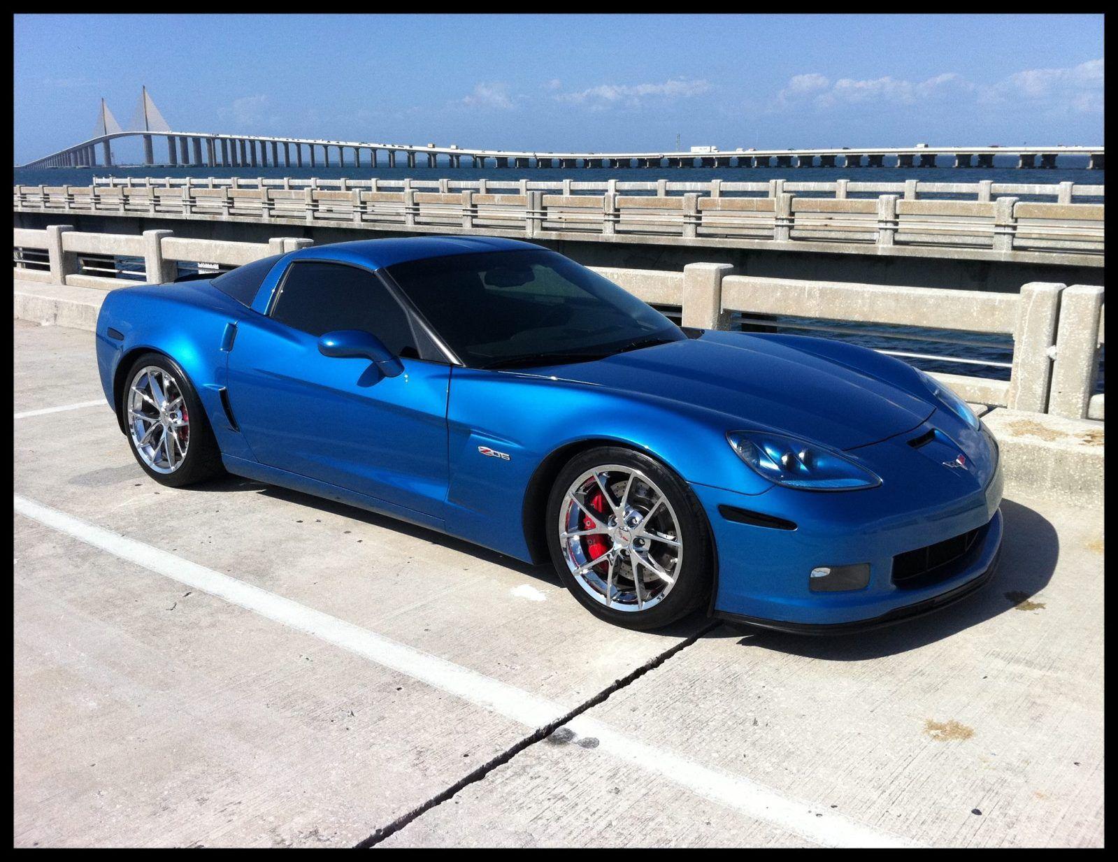 Chrome Zo6 Spider Wheels For Sale Corvette Forum Chevrolet Corvette Corvette Chevrolet Corvette Z06