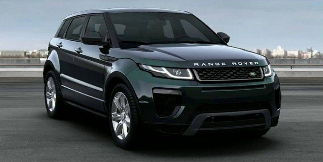 2018 Range Rover Evoque Release Date, Price, Interior