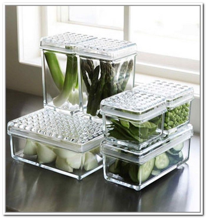 Vegetables Storage Containers Fruit and vegetable storage containers i d e a s organised fruit and vegetable storage containers workwithnaturefo