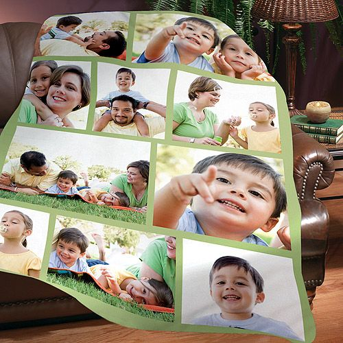 Walmart Throw Blankets Prepossessing 50 X 60 Photo Collage Fleece Blanket  Walmart  Bedsheets Inspiration