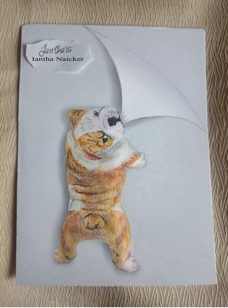 My Animal Drawings Try To Leap Off The Page Animal