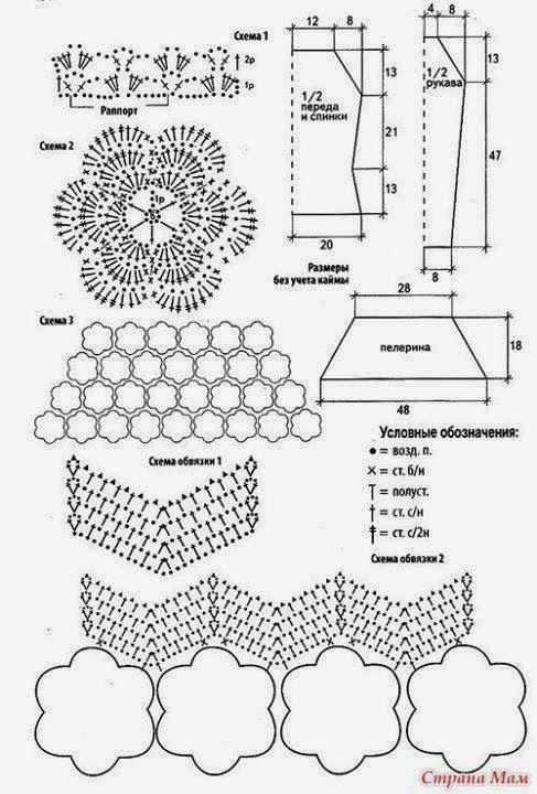 Los patrones de ganchillo para probar: impresionante estilo de la ...