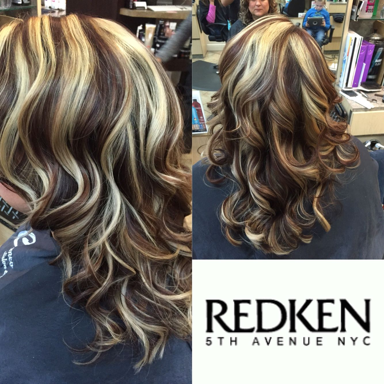 Cameo Salon And Spa Hair Highlights Dramatic Hair Hair