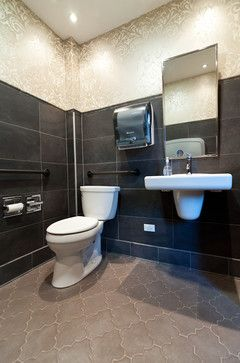 Ada Bathroom Design Ideas | 16,996 ADA Sink Modern Home Design Photos
