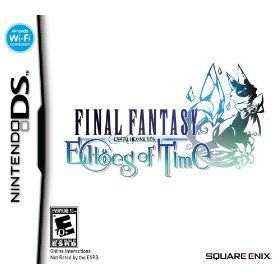 Final Fantasy Crystal Chronicles Echoes Of Time Final Fantasy