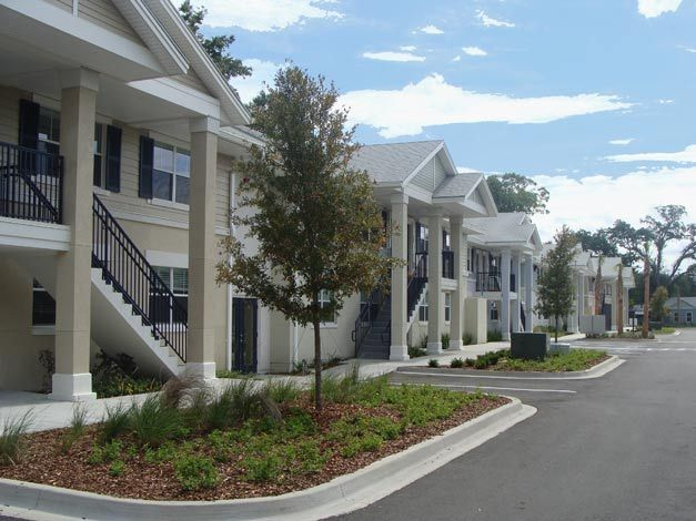 Renaissance Village Jacksonville Fl Dasher Hurst Architects In Collaboration With Ebert Norman Brady Archi Architect Old Apartments Apartment Communities