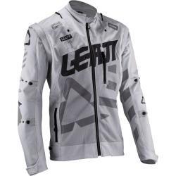 Leatt Gpx 4.5 Motocross Jacke Grau Xl Leatt Brace