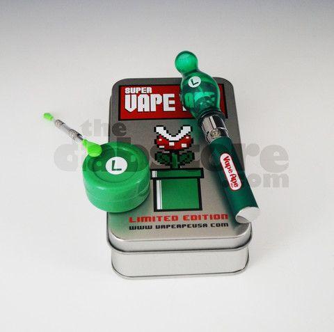 Super Vape Ape Luigi Edition Premium Kit Thedabstore Vape Mods