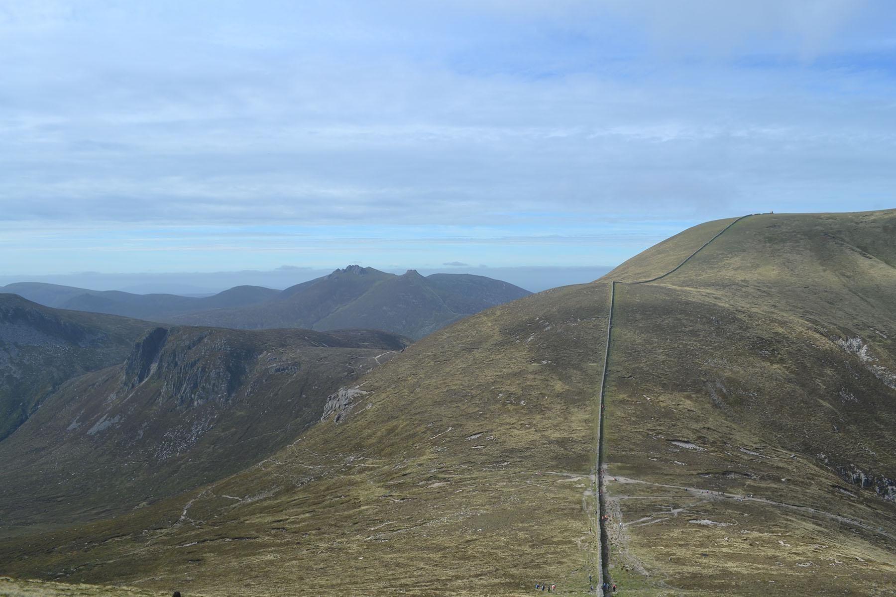 Mourne Mountains Ireland 1800x1200 Oc Mountains Landscape Photographers