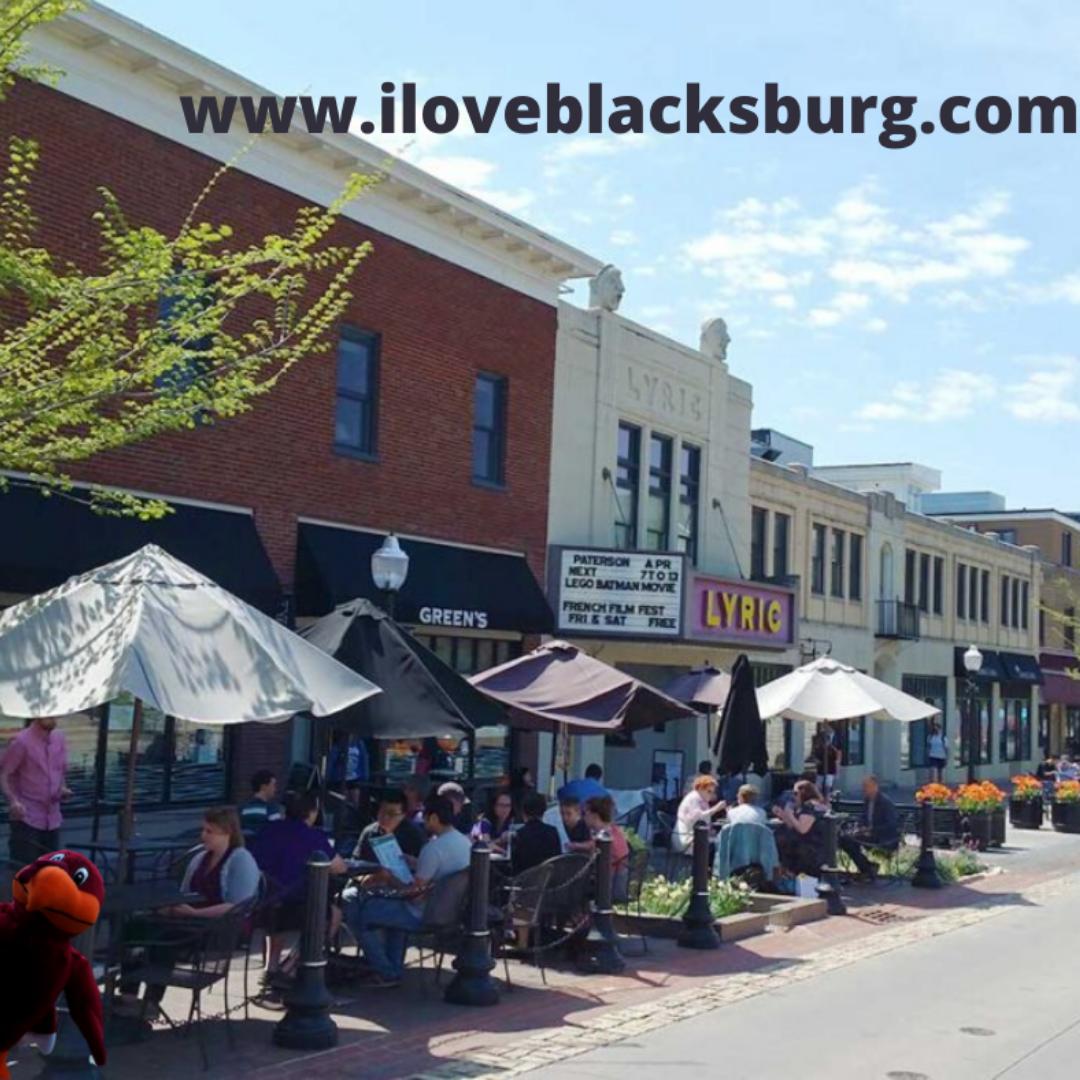 Downtown Blacksburg VA in 2020 Blacksburg, Today