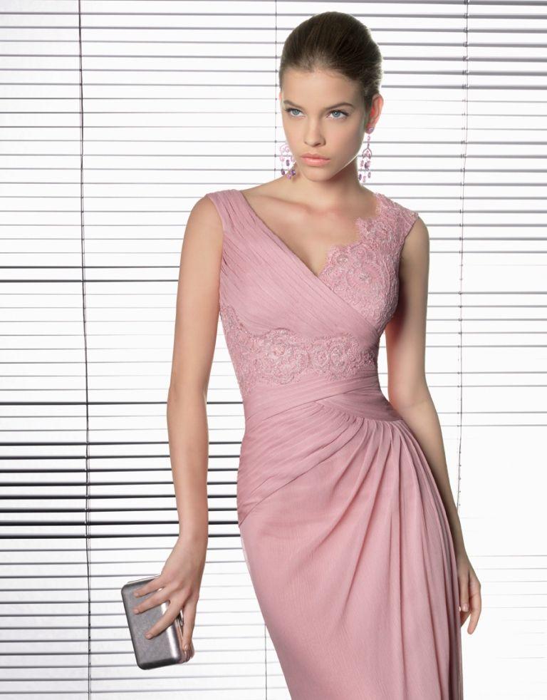 Modelo 270 de Rosa Clará, ¡muy elegante y sienta como un guante ...