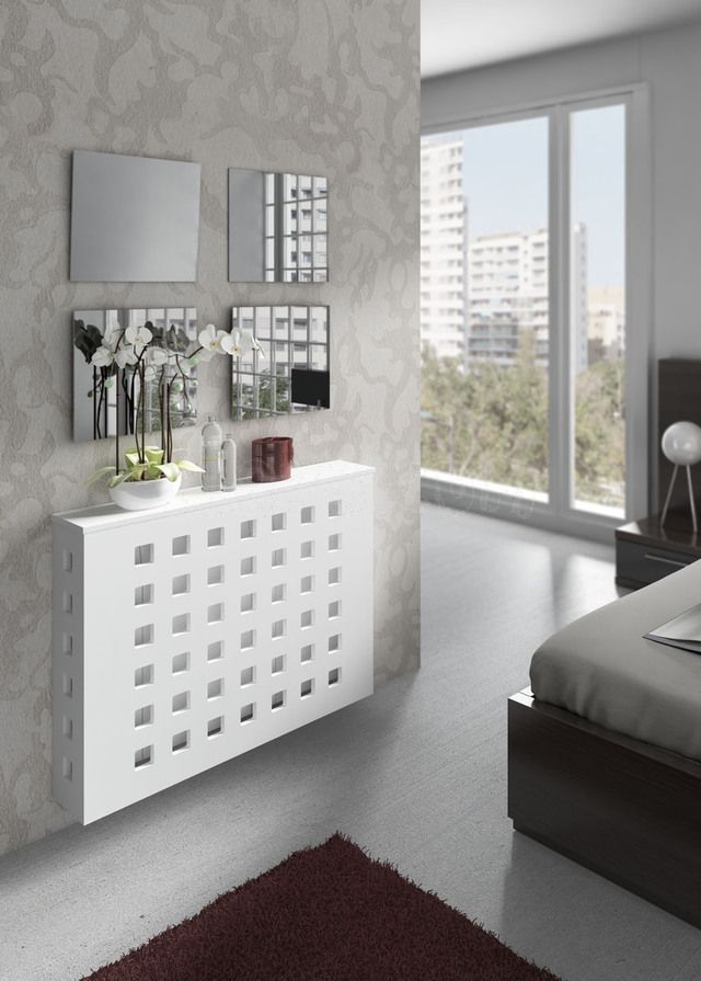 Cubre radiadores muebles radiadores pinterest - Cubreradiadores de diseno ...