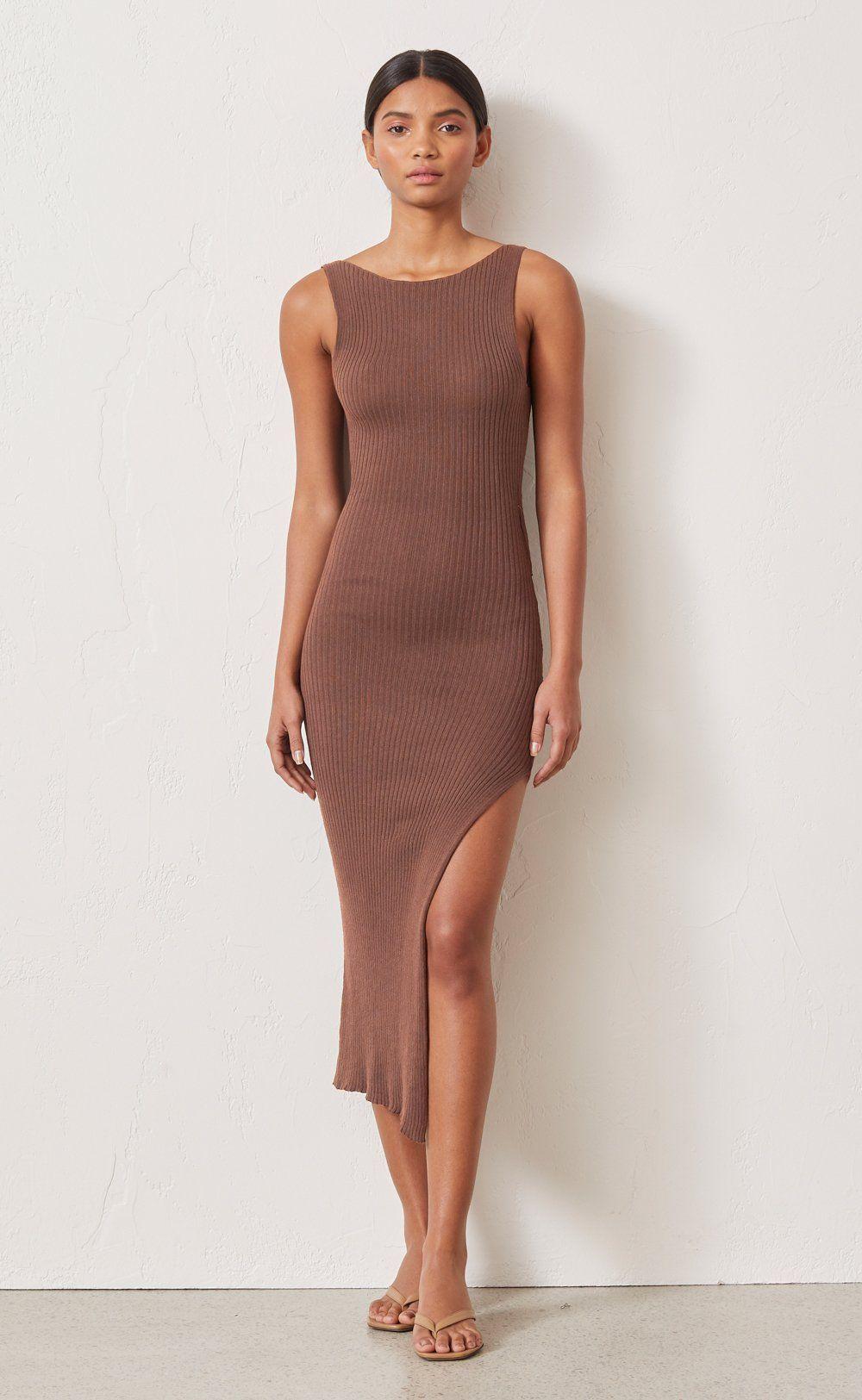 21++ Knit midi dress ideas