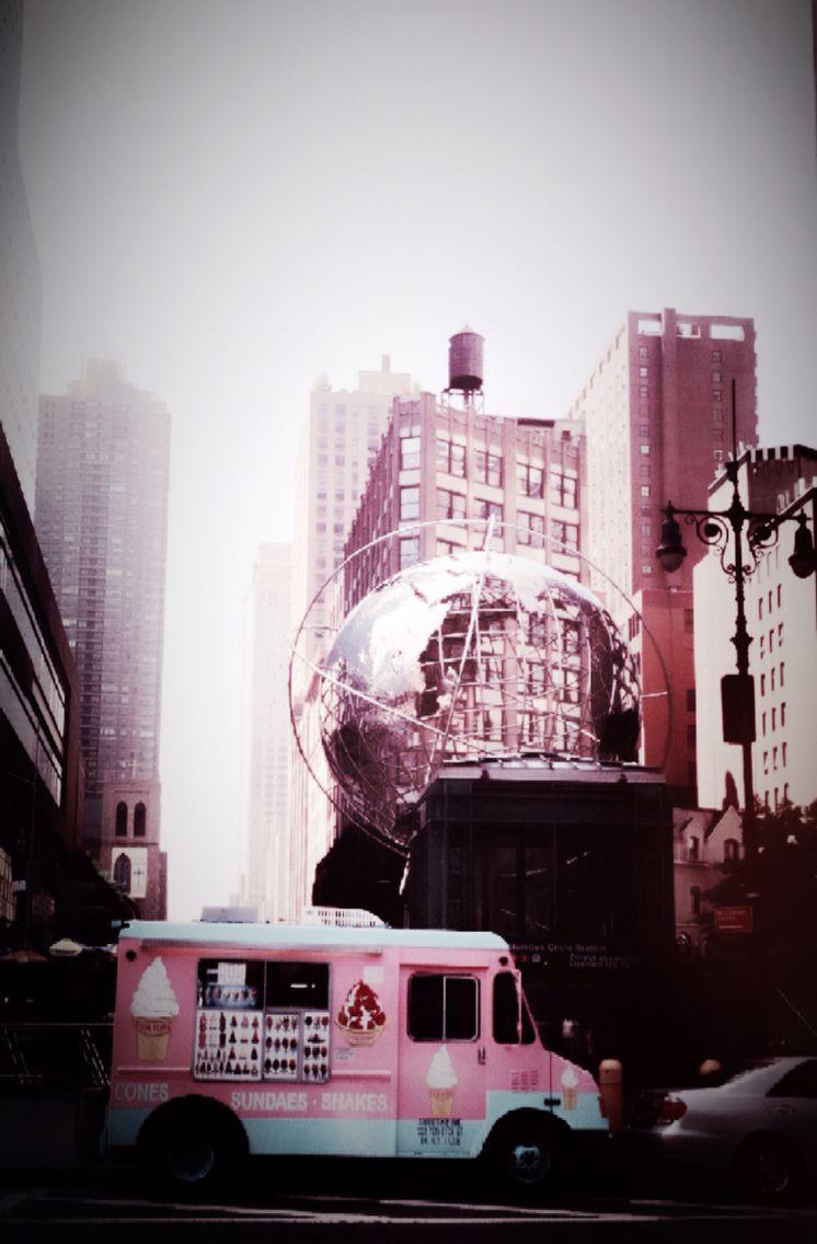 Iceberg. New York