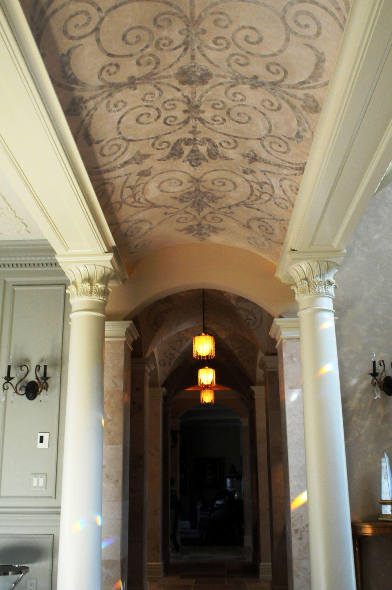 10 Plus Fresh Groin Ceiling   Barrel vault ceiling, Barrel ...