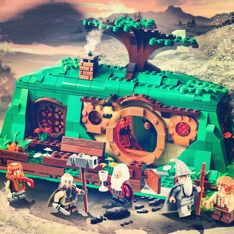 The Hobbit: An Unexpected Gathering
