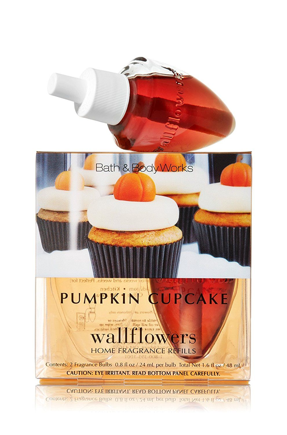 Wallflowers 2-pack Refills Pumpkin Cupcake * You can find out more details at the link of the image. (This is an affiliate link and I receive a commission for the sales)