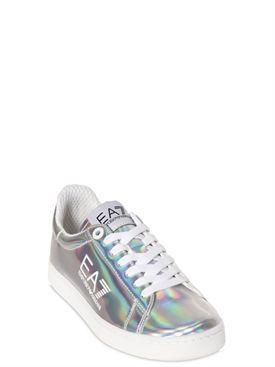 ea7 emporio armani - men - sneakers - classic iridescent sneakers
