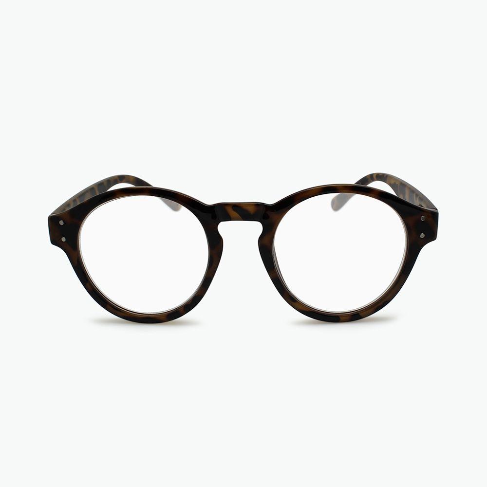 Classic round retro reading glasses for men or women