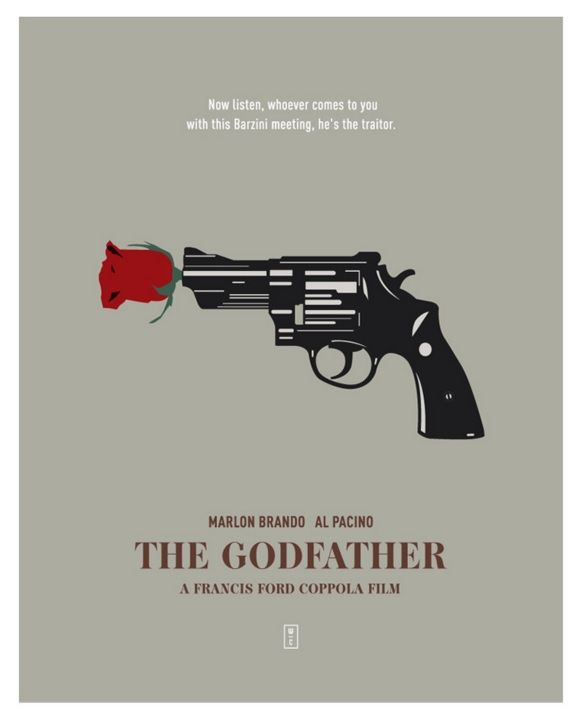 """The Godfather - """"Now listen, who ever comes to you with this Barzini meeting, he's the traitor"""" #GangsterMovie #GangsterFlick"""