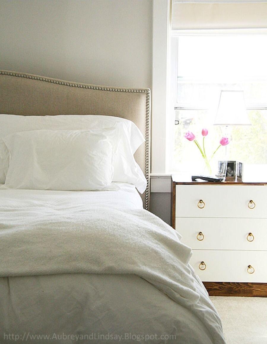 23 Ikea Hacks That Will Make Your Place Look Like A Million Bucks  ~ Decorar Comoda Dormitorio Matrimonio