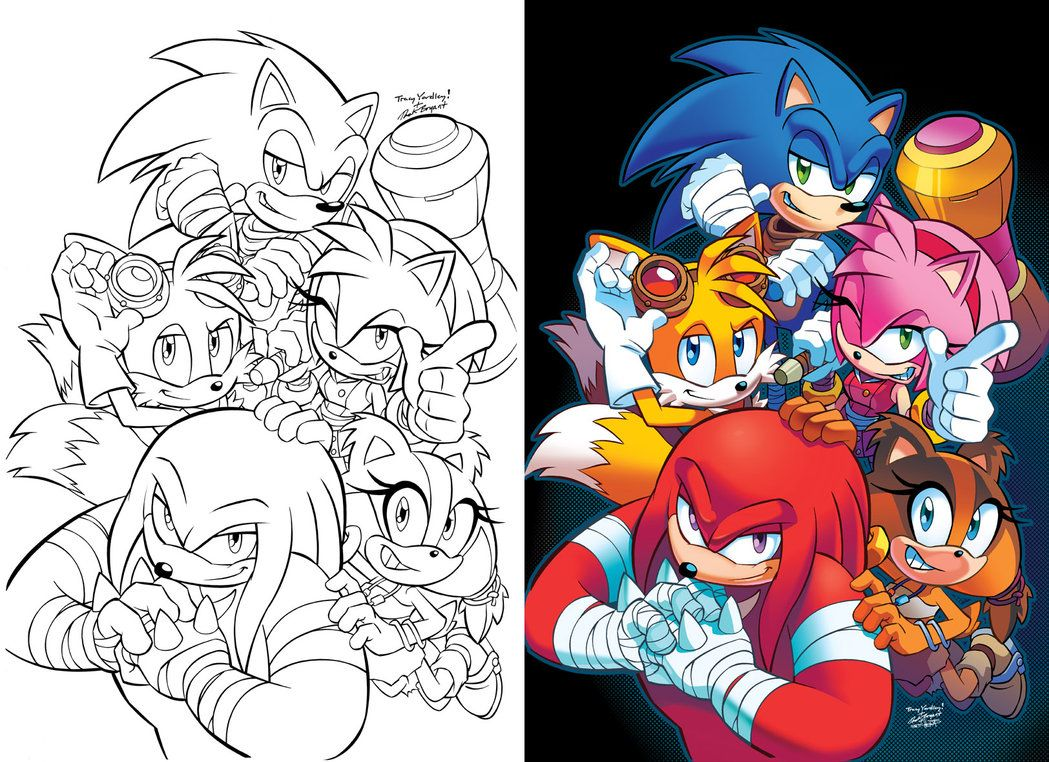 Set 1 PVC Rare Collectible Figure Sonic Sonic the Hedgehog