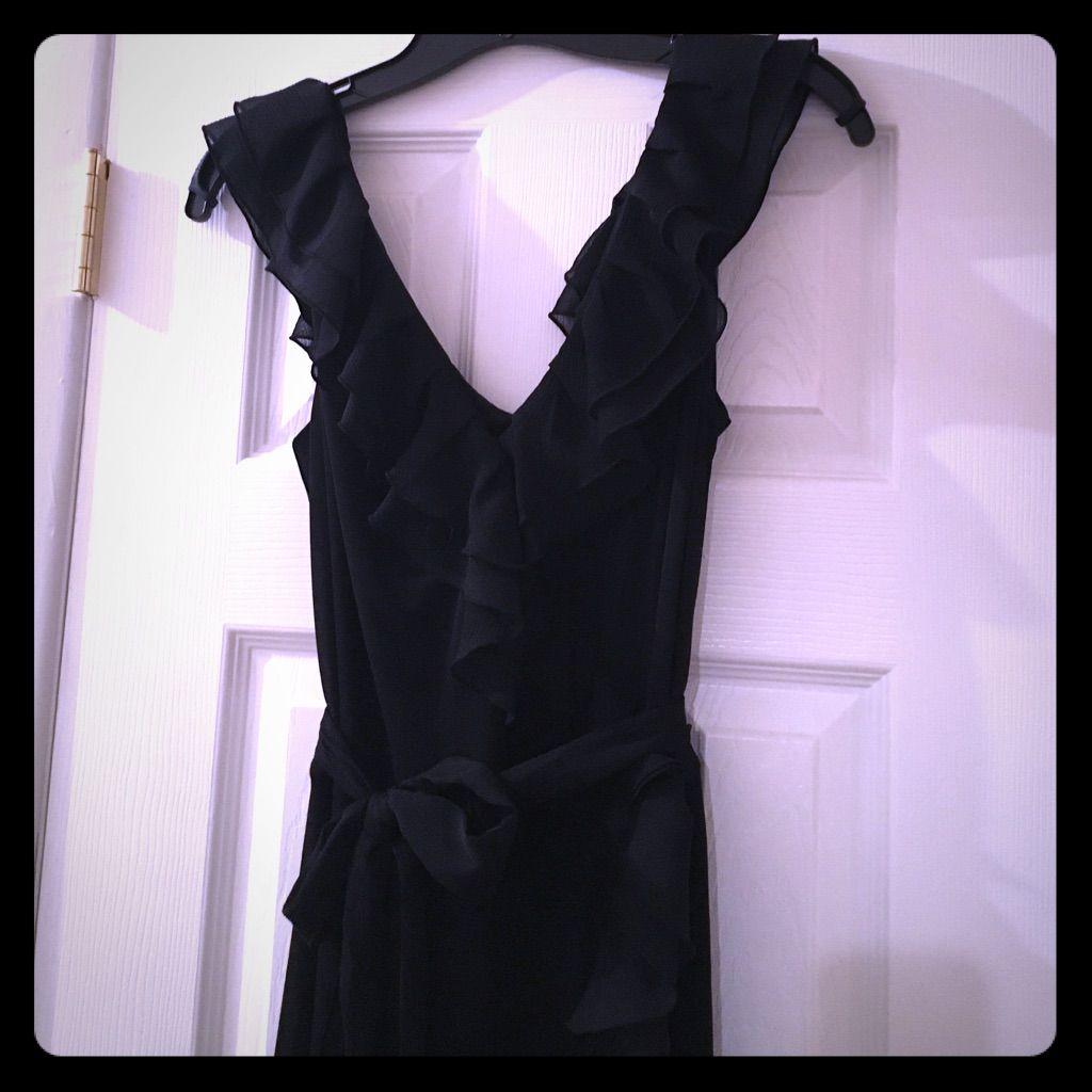 White house black market black wrap dress products