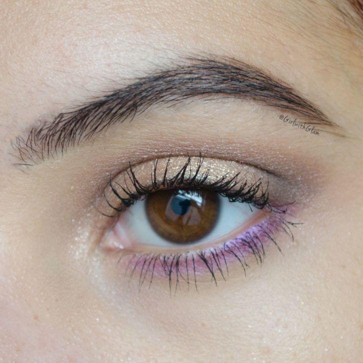 Nette Idee für die tägliche Make-up #EyeMakeupBright