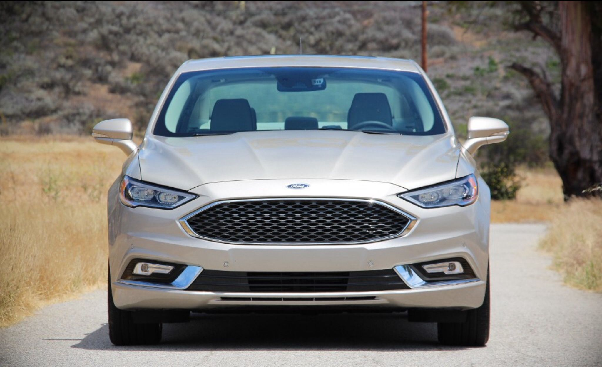 expert ford platinum preview fusion of