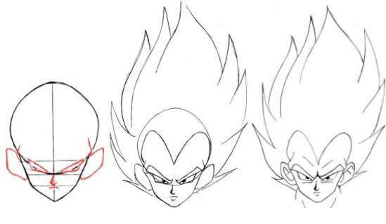 Como Dibujar Manga Goku Buscar Con Google Visit Now For 3d