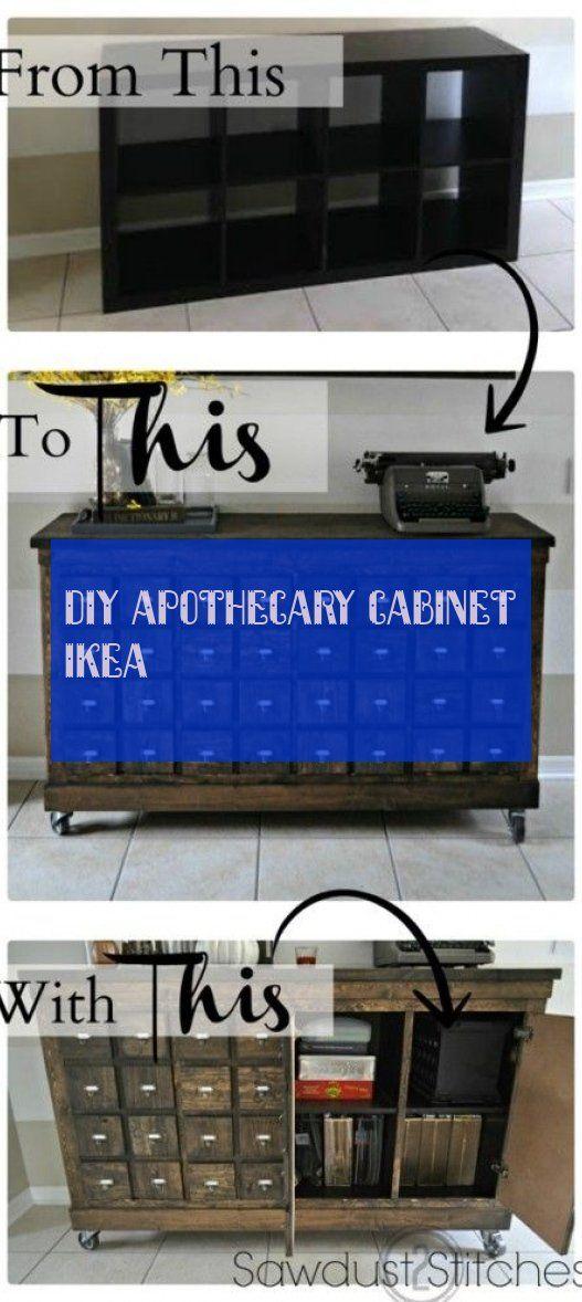 diy apothecary cabinet ikea