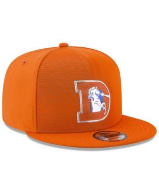 2025c1dd8 New Era Denver Broncos On Field Color Rush 9FIFTY Snapback Cap Men - Sports  Fan Shop By Lids - Macy s