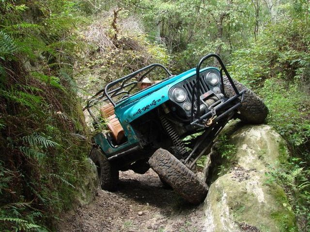 jeep offroad with rock crawler suspension cars \u0026 trucks jeep Custom Rock Crawling Suspension