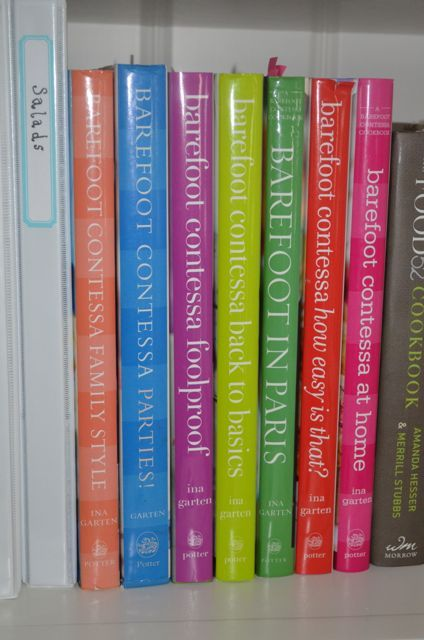 Barefoot Contessa Cookbooks I Would Love To Get Them All And Start