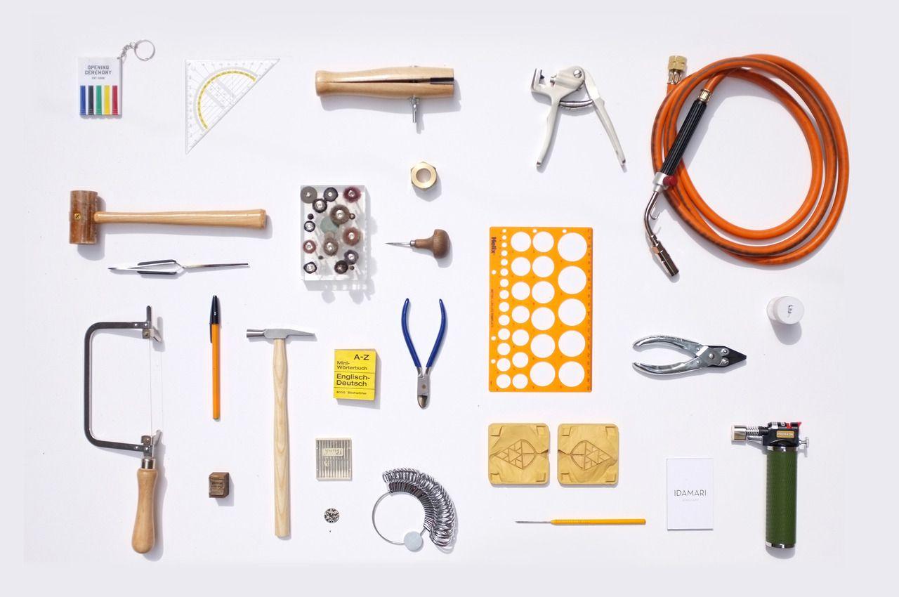 SUBMISSION: Jewellery Tools IDAMARI | P.S.- Cool Tools